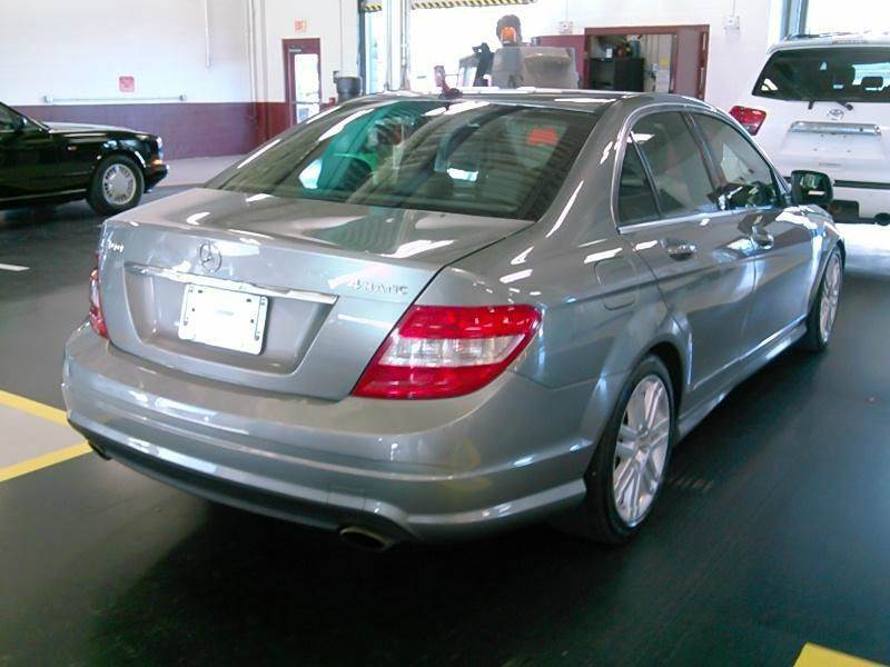2009 Mercedes-Benz C-Class AWD C 300 Sport 4MATIC 4dr Sedan - Billings MT