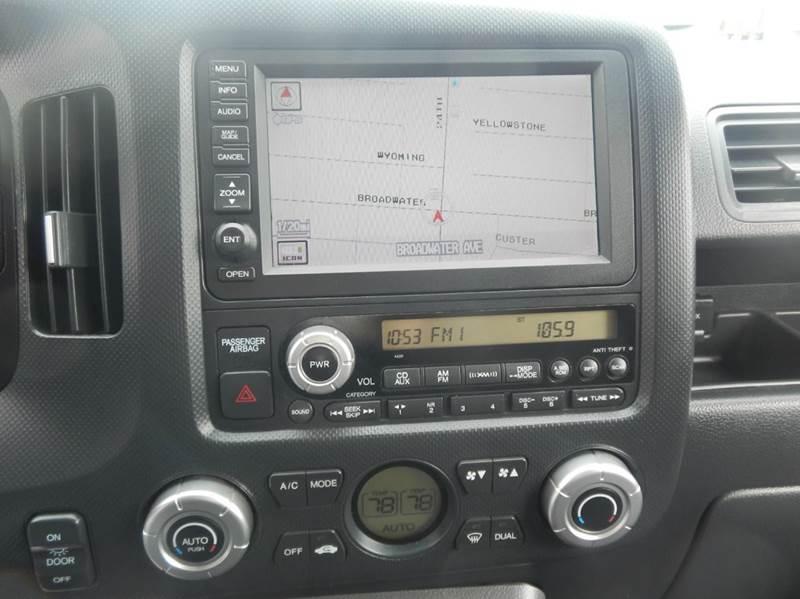 2008 Honda Ridgeline 4x4 RTL 4dr Crew Cab w/Navi - Billings MT