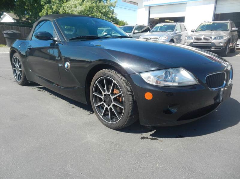 2005 BMW Z4 3.0i 2dr Roadster - Billings MT
