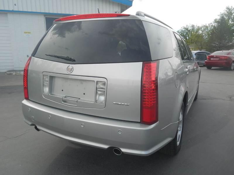 2008 Cadillac SRX AWD V6 4dr SUV - Billings MT