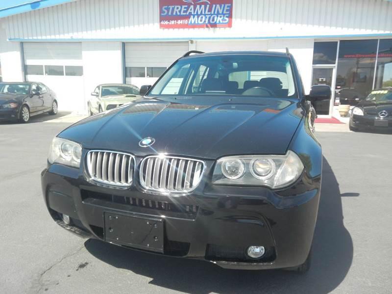 2008 BMW X3 3.0si AWD 4dr SUV - Billings MT
