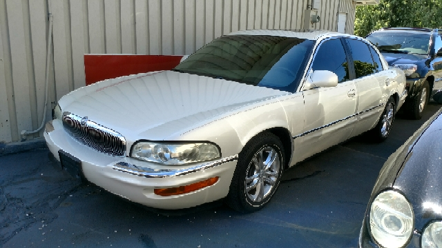 2002 Buick Park Avenue Ultra 4dr Supercharged Sedan - Billings MT