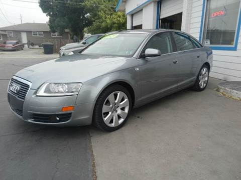 2007 Audi A6 for sale in Billings, MT