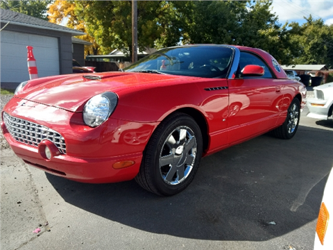 2003 Ford Thunderbird for sale in Billings, MT