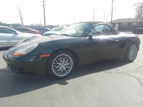 2000 Porsche Boxster for sale in Billings, MT