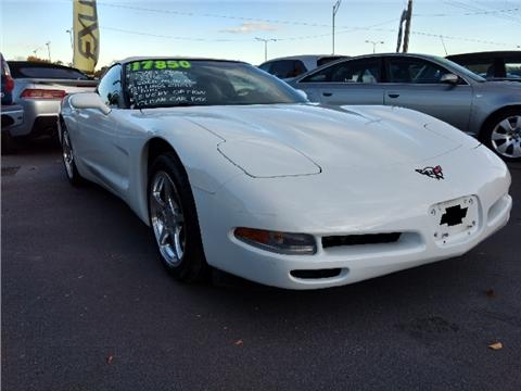 2000 Chevrolet Corvette for sale in Billings, MT