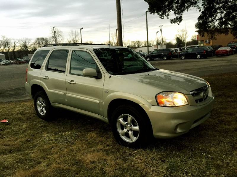 2005 mazda tribute s 4dr suv in columbus oh cleveland. Black Bedroom Furniture Sets. Home Design Ideas