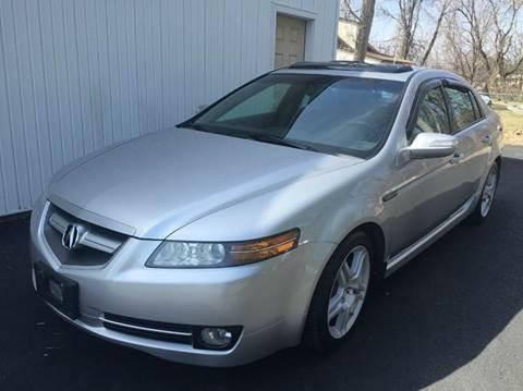 2007 Acura TL for sale in Latham, NY