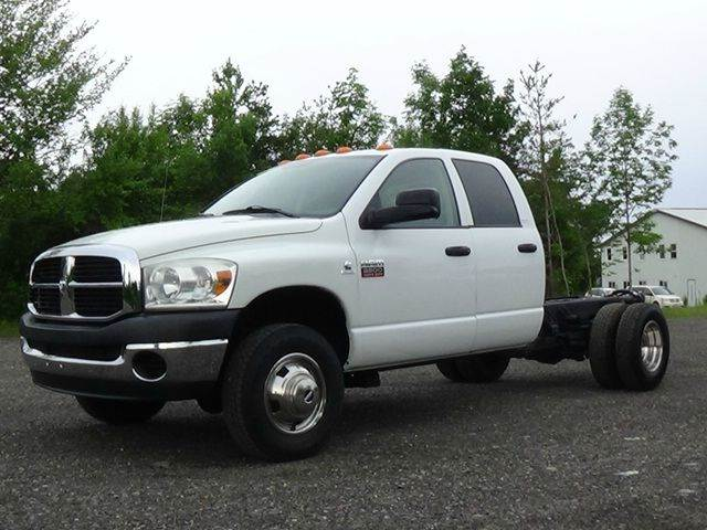 2008 Dodge Ram Chassis 3500