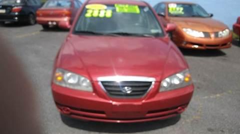 2004 Hyundai Elantra for sale in Pottstown, PA