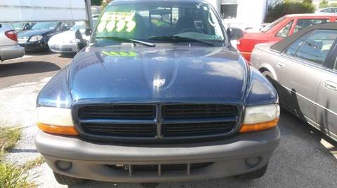 2003 Dodge Dakota for sale in Pottstown, PA