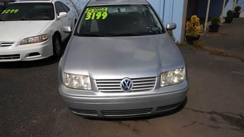 2000 Volkswagen Jetta for sale in Pottstown, PA