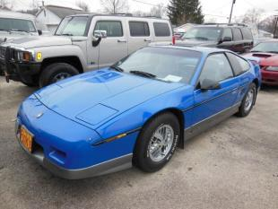1987 Pontiac Fiero for sale in Zanesville, OH