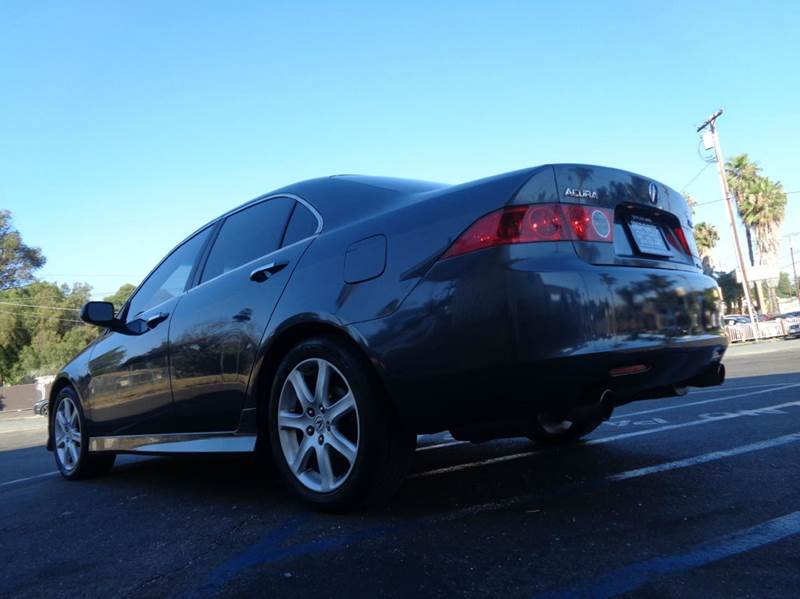 2004 Acura TSX w/Navi 4dr Sedan - Spring Valley CA