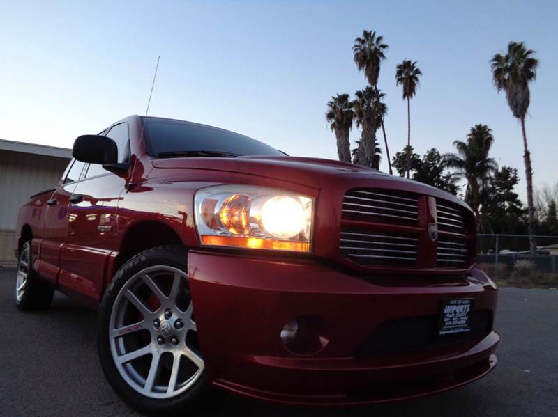 2006 Dodge Ram Pickup 1500 Srt 10 For Sale In Spring