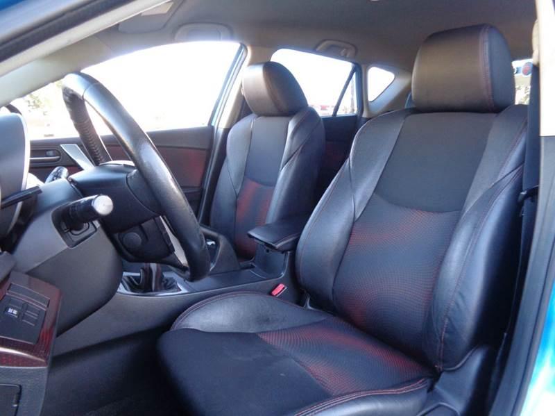 2010 Mazda MAZDASPEED3 Sport 4dr Hatchback - Spring Valley CA