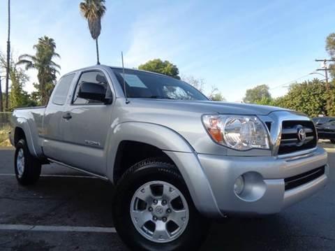 Orlando Auto Imports >> 2007 Toyota Tacoma For Sale - Carsforsale.com