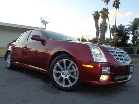 2007 Cadillac STS for sale in Spring Valley, CA