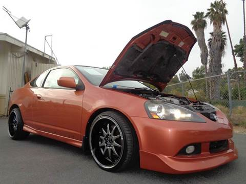 2005 Acura RSX for sale in Spring Valley, CA