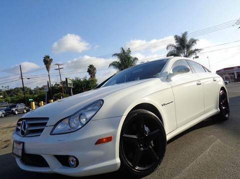 2006 Mercedes-Benz CLS for sale in Spring Valley, CA