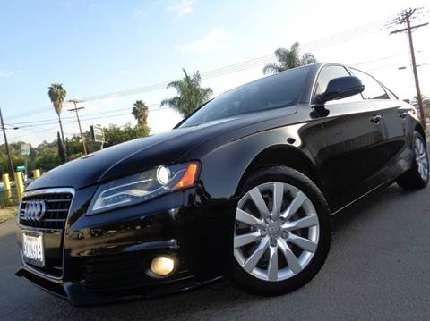 2009 Audi A4 for sale in Spring Valley, CA