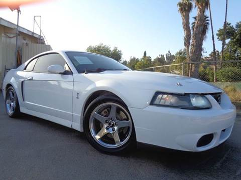 2004 Ford Mustang SVT Cobra for sale in Spring Valley, CA