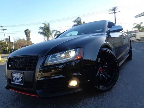 2010 Audi S5 for sale in Spring Valley, CA