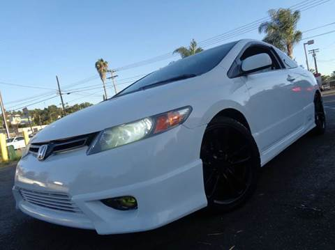 2009 Honda Civic for sale in Spring Valley, CA