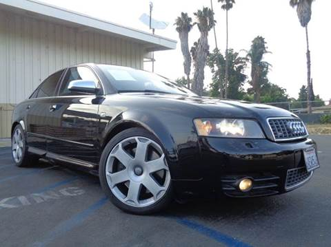 2004 Audi S4 for sale in Spring Valley, CA