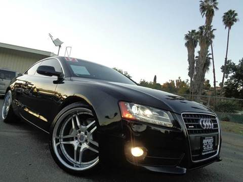 2012 Audi A5 for sale in Spring Valley, CA