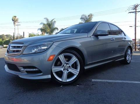 2011 Mercedes-Benz C-Class for sale in Spring Valley, CA