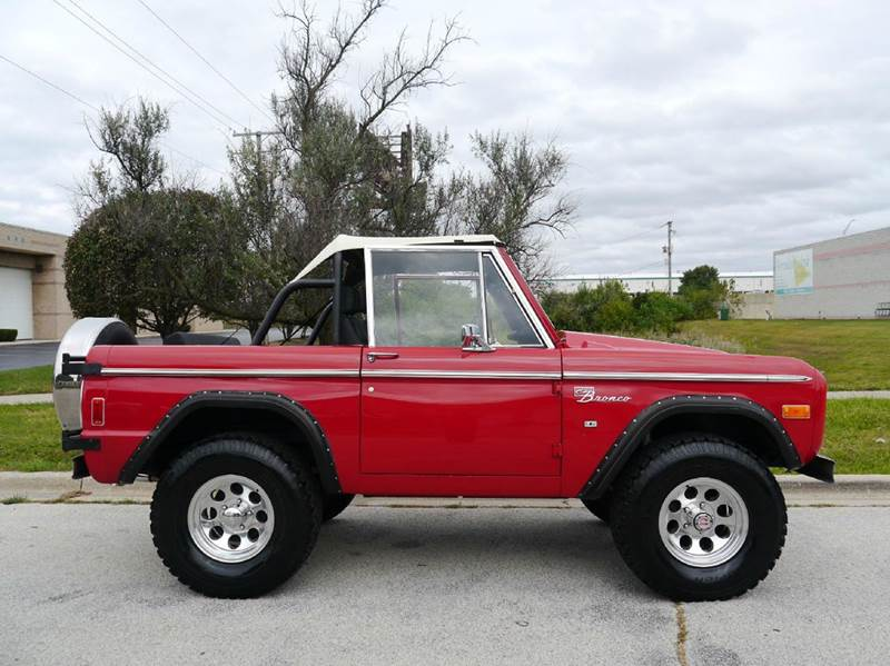 1977 ford bronco for sale in alsip il. Cars Review. Best American Auto & Cars Review