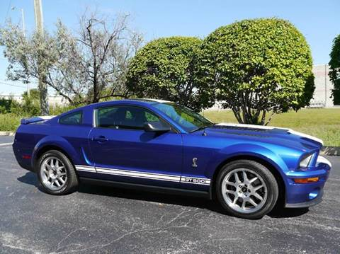 Larry Roesch Ford >> 2007 Ford Shelby GT500 for sale - Carsforsale.com