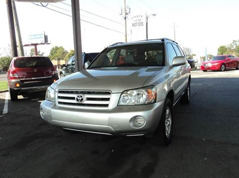 2005 Toyota Highlander for sale in Indianapolis, IN