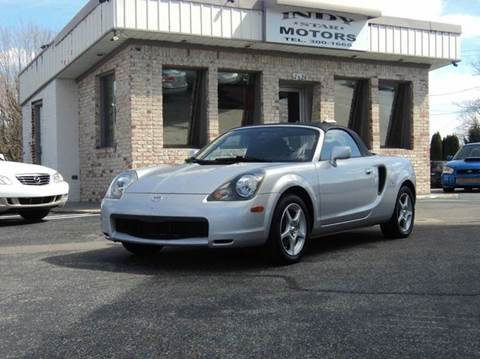 2001 Toyota MR2 Spyder for sale in Indianapolis, IN