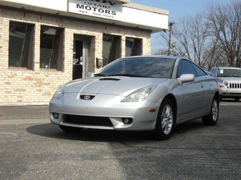 toyota celica for sale indiana. Black Bedroom Furniture Sets. Home Design Ideas