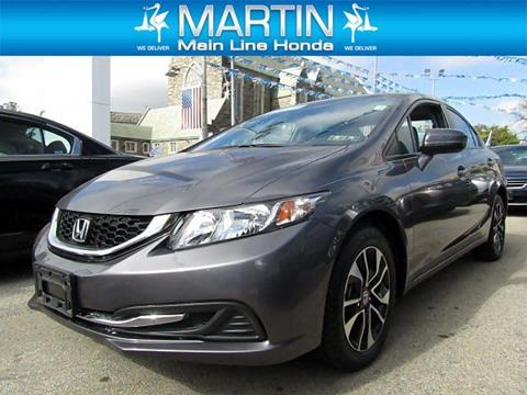 2014 Honda Civic for sale in Ardmore PA