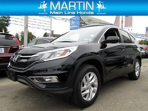 2015 Honda CR-V for sale in Ardmore, PA