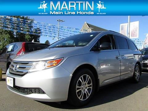 2012 Honda Odyssey for sale in Ardmore PA