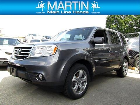 2014 Honda Pilot for sale in Ardmore PA