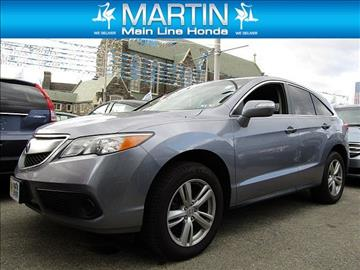 2013 Acura RDX for sale in Ardmore, PA