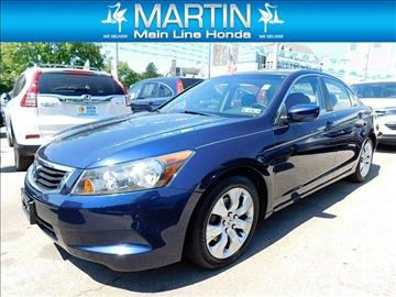 2010 Honda Accord for sale in Ardmore, PA