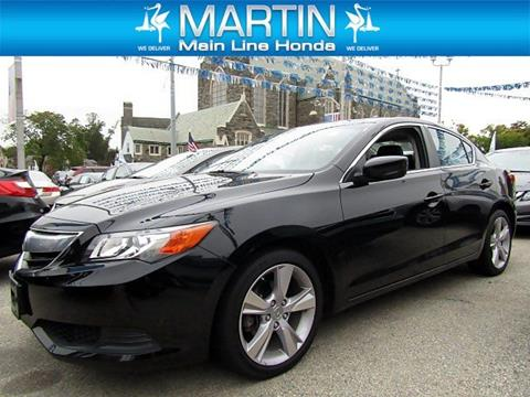 2015 Acura ILX for sale in Ardmore PA