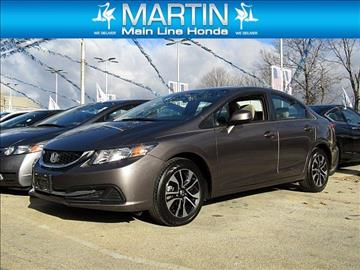 2013 Honda Civic for sale in Ardmore, PA