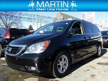 2009 Honda Odyssey for sale in Ardmore, PA
