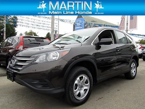 2014 Honda CR-V for sale in Ardmore PA