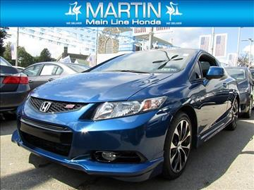 2013 Honda Civic for sale in Ardmore PA