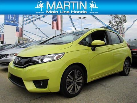 2015 Honda Fit for sale in Ardmore PA