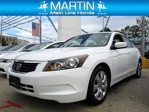 2010 Honda Accord for sale in Ardmore PA