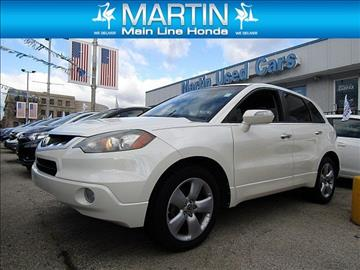 2009 Acura RDX for sale in Ardmore, PA